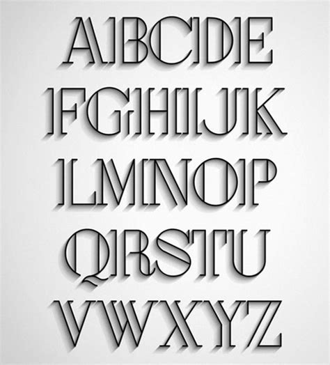 font design london collection of 30 creative free fonts for designers 2014