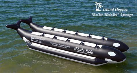 10 person boat whale ride 10 passenger quot elite class quot banana boat heavy