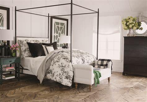 Ethan Allen White Bedroom Furniture by 4 Poster Bed Frame Decor Bedroom Ethan