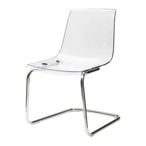 tobias chair ikea - Ikea Clear Chairs