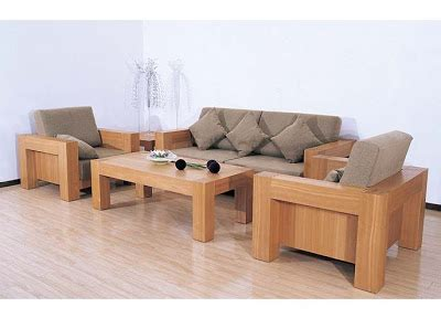 modern wooden sofa set designs