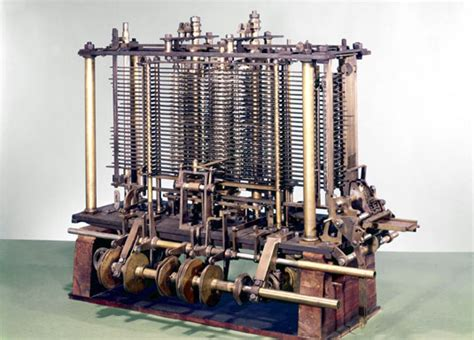 by charles babbage first computer npr charles babbage s difference engine a computer