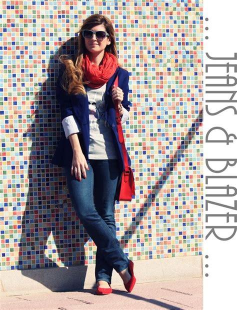 de moda blazer azul marino camisa de vestir blanca pantalon de 17 best images about mujer vestido azul on pinterest