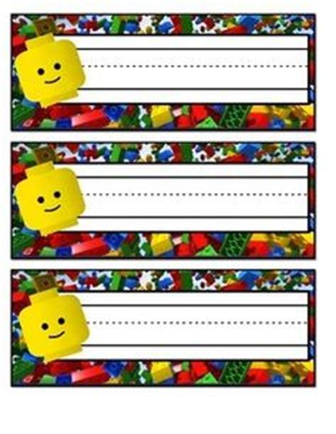 free lego printable name tags 1000 images about lego theme on pinterest lego lego