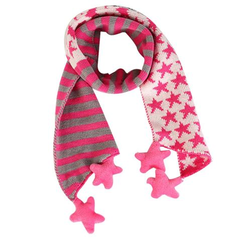 delicate winter scarf children classical