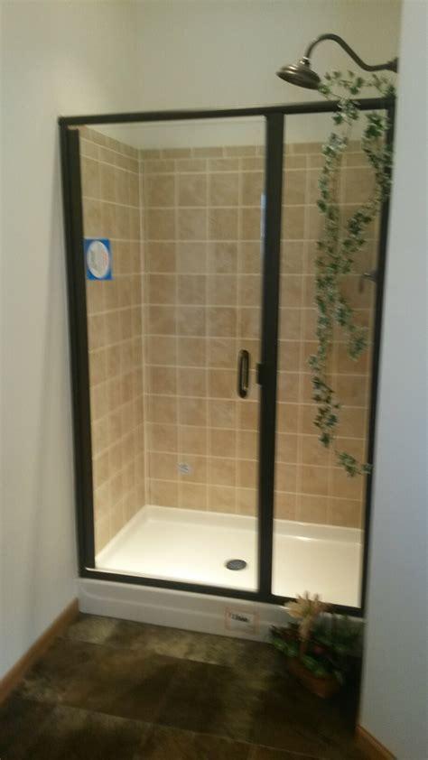 Mba Shower by Homes Custom Modular St Cloud Mankato