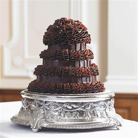 Pics Of Wedding Cakes by Chocolate Ruffle Wedding Cake Bettys
