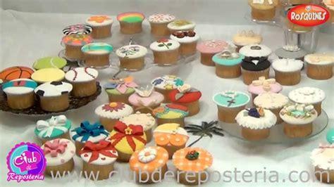 decorar cupcakes con fondant paso a paso como decorar cupcakes con fondant youtube