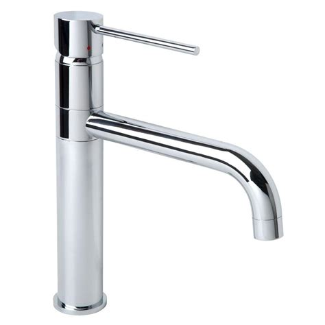 symmons dia single handle standard kitchen faucet chrome