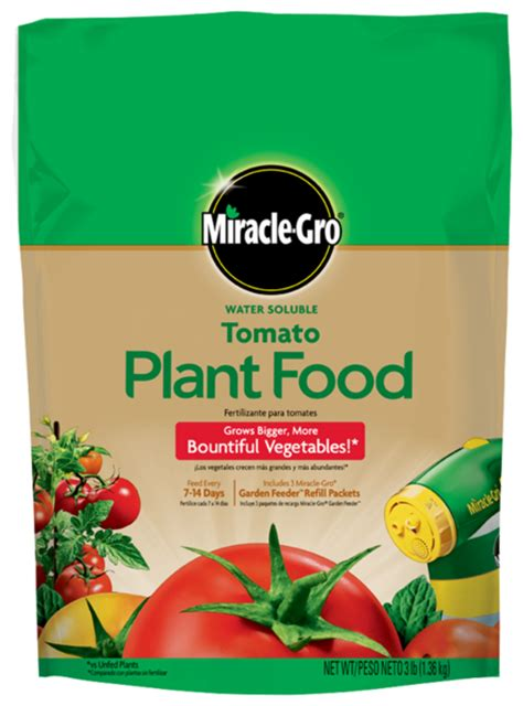 what is flower food miracle gro water soluble tomato plant food and fertilizer