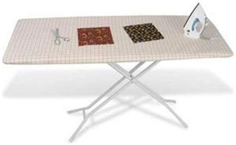 Wide Ironing Board For Quilting by Quilt And I Want On
