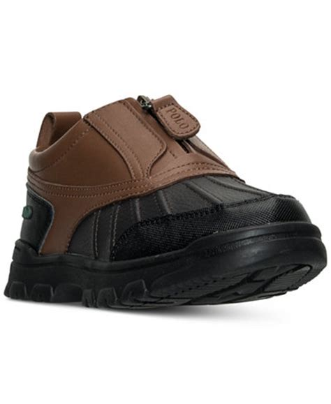 boys polo boots polo ralph boys kewzip boots from finish