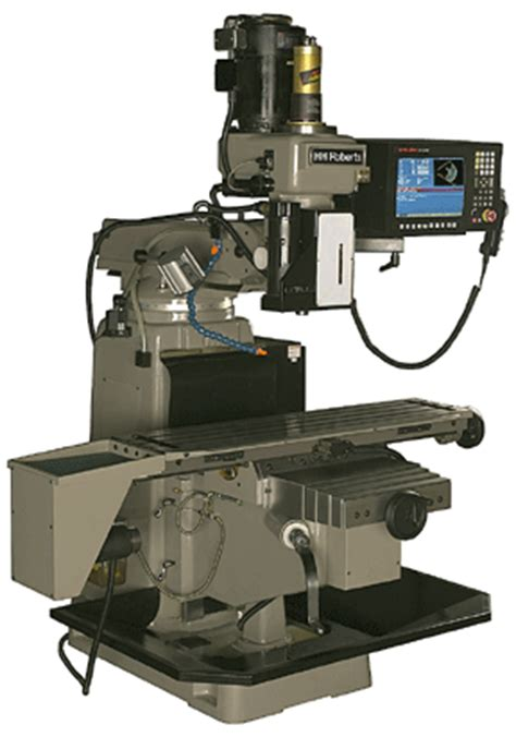 Topwell 4 Gl Cnc Knee Mills With Anilam Control