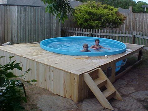 above ground bathtub 9 awesome diy hot tubs refined guy