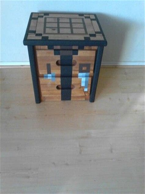 minecraft crafting bench pin by james kennison on minecraft party pinterest