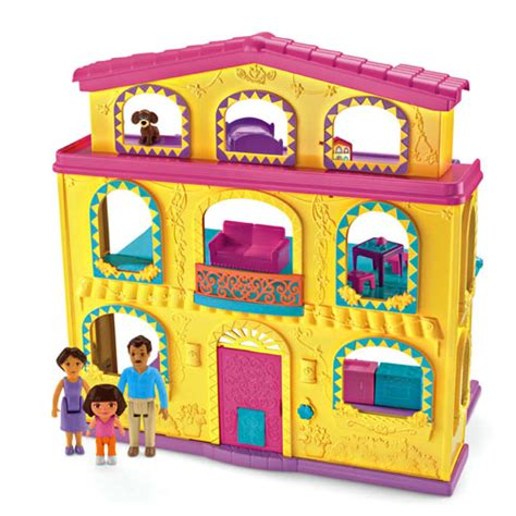 Dora Doll House Www Imgkid Com The Image Kid Has It