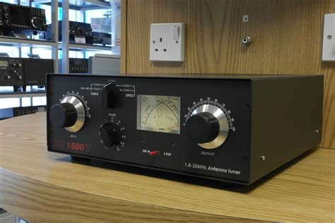 second du 1500t hf antenna tuner 1 8 30 mhz with 1500w