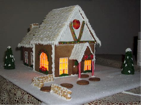 Gingerbread House Windows Can Be Made A Number Of Ways From Simple To Elaborate