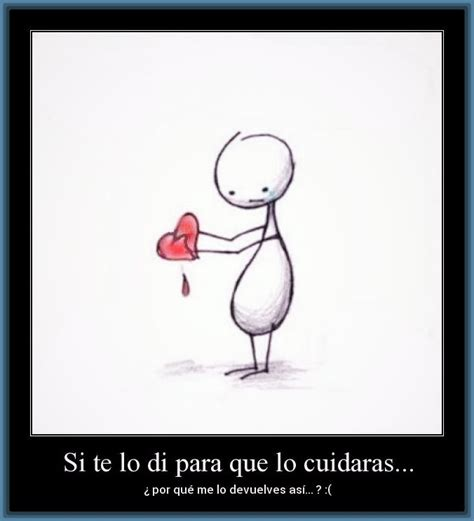 Imagenes De Amor Co Frases Tristes | pinterest the world s catalog of ideas