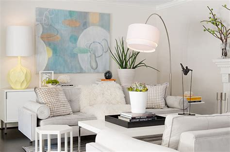 white living room with colorful accents decorate with pastel colors design ideas pictures inspiration