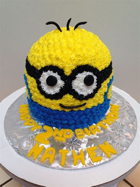 faeizas cakes minion rainbow butter cake with buttercream 57 best images about cake decorating on pinterest