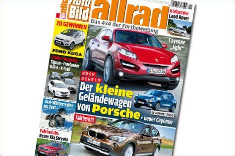 Auto Bild Allrad 9 by Kompakt Suv Porsche Autobild De