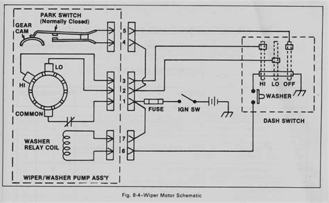 68 camaro wiper wiring diagram wiring diagram