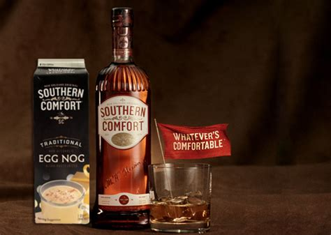 southern comfort with eggnog alcohol mankind unplugged
