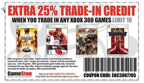 Gamestop Coupons Printable