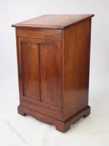 Small Desk Mahogany Small Edwardian Mahogany Clerks Desk Or Davenport