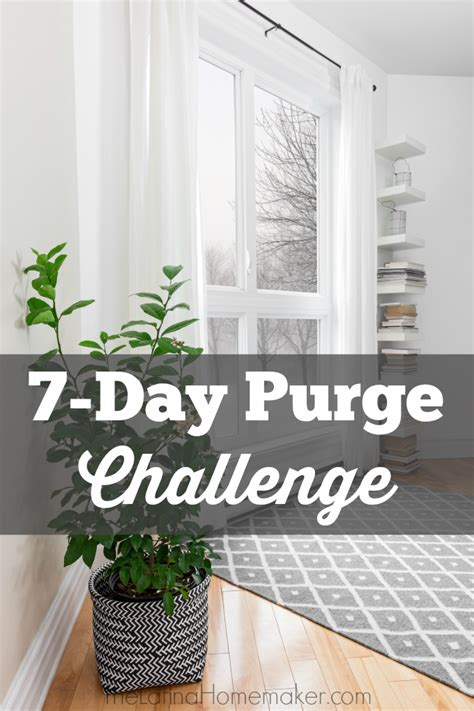 challenge day 6 7 day purge challenge day 6 bedrooms