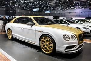 Bentley Made In What Country Geneva 2016 Mansory Bentley Flying Spur