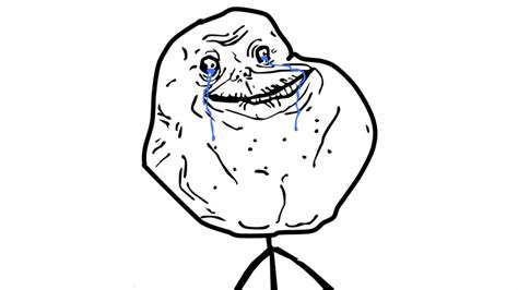 Forever Alone 2 memes de forever alone 2