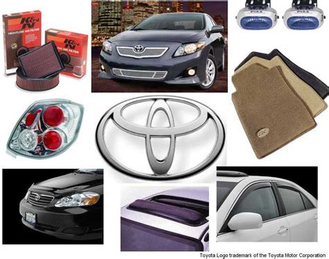 Toyota Part And Accessories All About Toyota Accessories