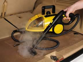 Carpet And Upholstery Steam Cleaners Dry Steam How Is That Possible In My Garage In My Garage
