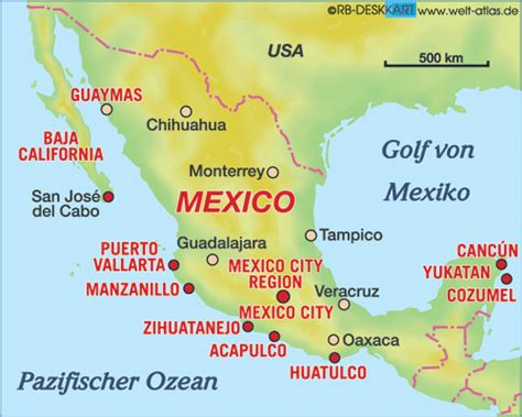 atlas map of mexico map of mexico map in the atlas of the world world atlas