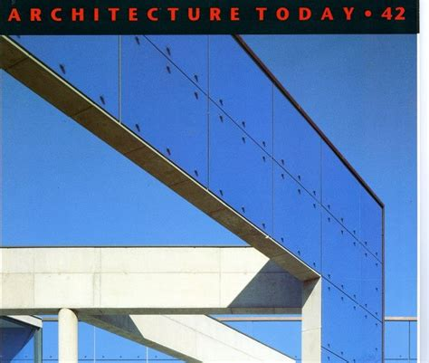 Architecture Today ciriani en arles architecture today n 176 42 october 1993