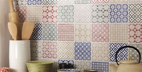 Patchwork Wall Tiles - patchwork wall tile