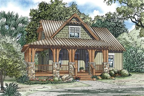 craftsman cabin silvercrest craftsman cabin home plan 055d 0891 house