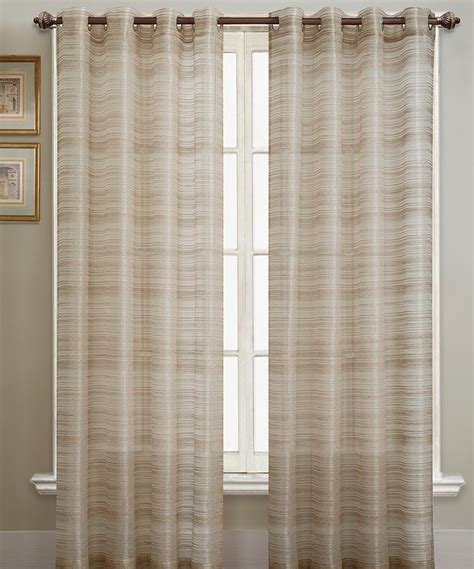 victoria classic curtains victoria classics natural bryce curtain panel zulily