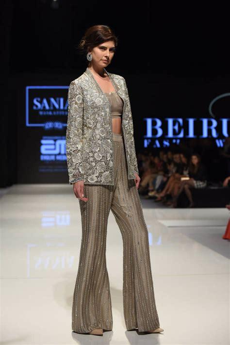 fashion design evening courses london sania maskatiya evening wear collection at beirut fashion