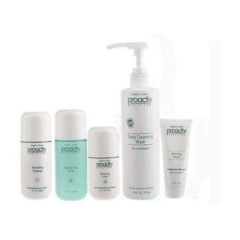 Solutions 4 Detox Kit Intructions by Proactiv Solution 4 Jumbo Size Kit With Free