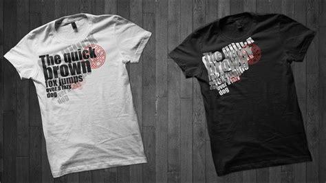 design t shirt yang simple drawing simple tshirt design idea in coreldraw 2 youtube