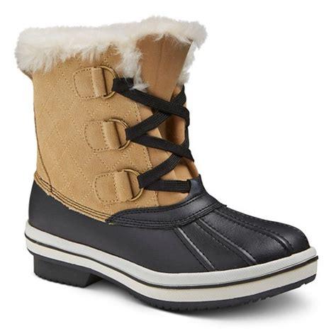 target snow boots s nancy winter boots merona target