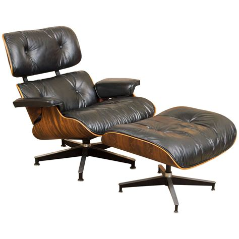 Eames 670 Lounge Chair by Eames Rosewood Lounge Chair 670 And Ottoman 671 For Herman