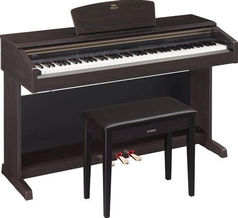 yamaha piano benches amazon com yamaha arius ydp 181 traditional console style digital piano with bench