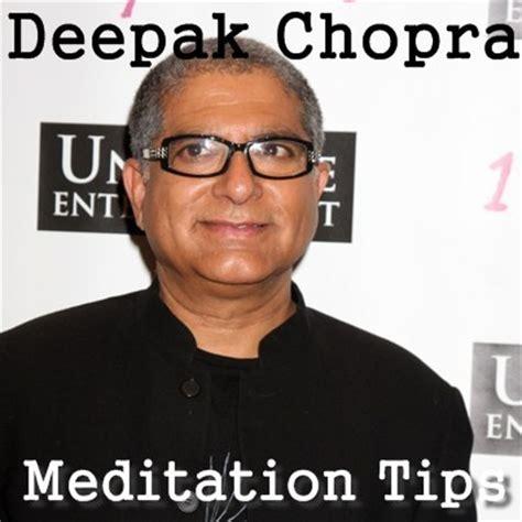 Deepak Chopra Detox Review by Dr Oz Deepak Chopra How To Meditate Sherri Shepherd S