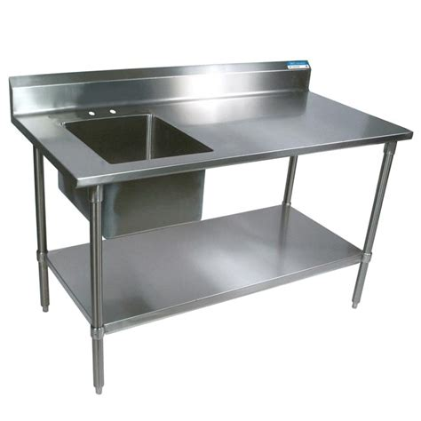 Stainless Steel Prep Sinks by All Stainless Steel Prep Sinks By Shain Options
