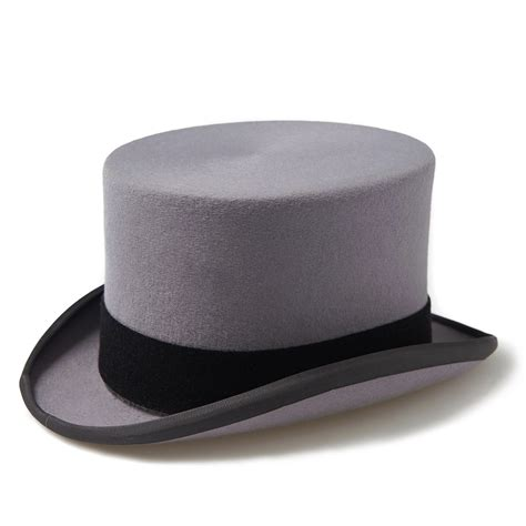 Top Grey grey top hat