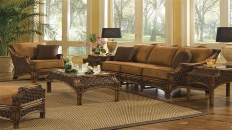 Bamboo Living Room Furniture rattan dining room sets bamboo living room furniture